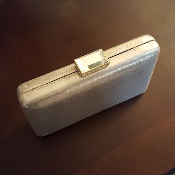 Nordstrom Metallic Box Clutch 0438bdc86b11b